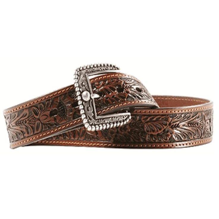 Stone leather belt MICHAEL COX Pm8eZ