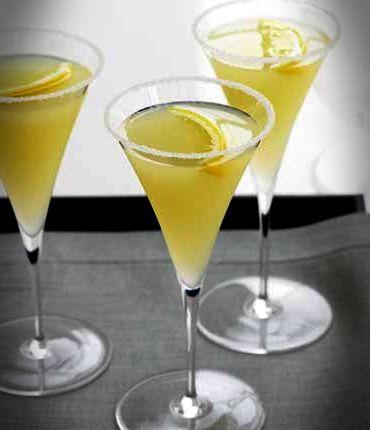 Wódka cytrynowa