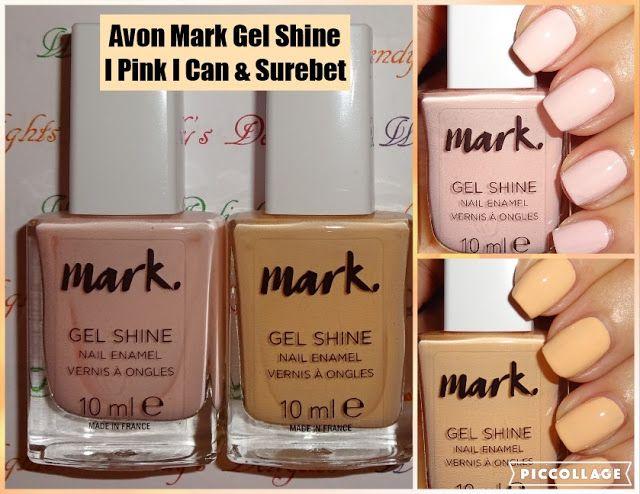 Wendy S Delights Avon Mark Gel Shine Nail Enamels I Pink I Can Surebet Avonuk Avon Avonuk Avoncosmetics Avonmarkgelshine Nails Shine Nails Avon Nails