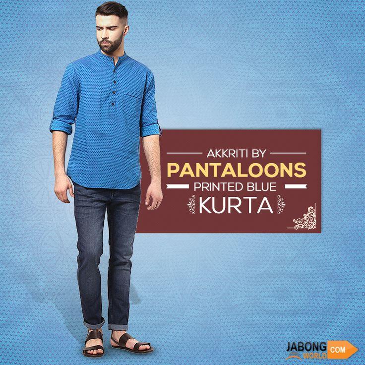 Pantaloons buy your favorite Kurta for this festive season exclusively at #Jabongworld!---> https://www.jabongworld.com/catalogsearch/result/?cat=236&q=pantaloons&utm_source=ViralCurryOrganic&utm_medium=Pinterest&utm_campaign=PantaloonsMen-03-july2015