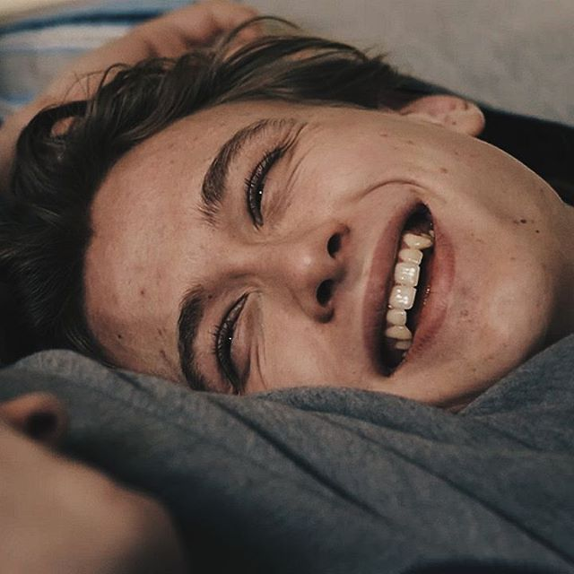I'm 100% that his smile would make you smile and that's why I needed to post this❤