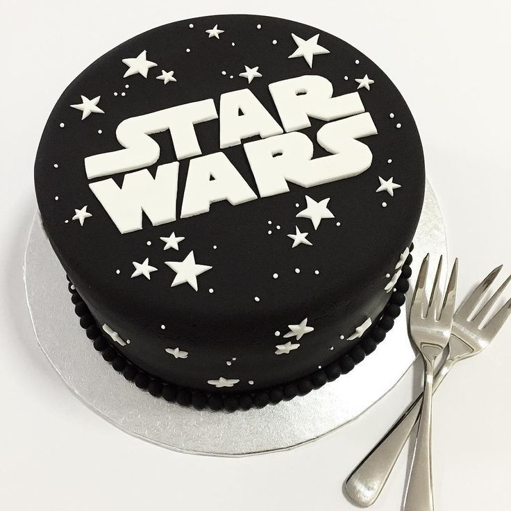 Star Wars Cake  Birthday
