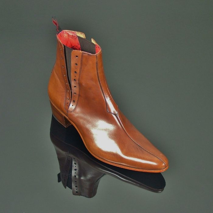 Jeffery West's Murphy - 'Helter Skelter' Seam Front Chelsea Boot are the  perfect choice for the twenty-first century dandy!