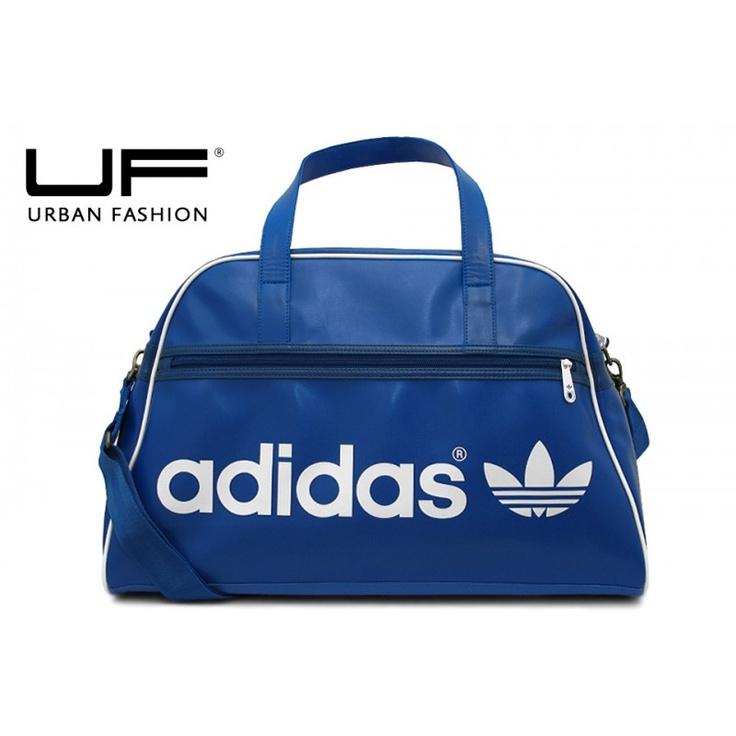 Bolso Adidas Holdall Bag Azul