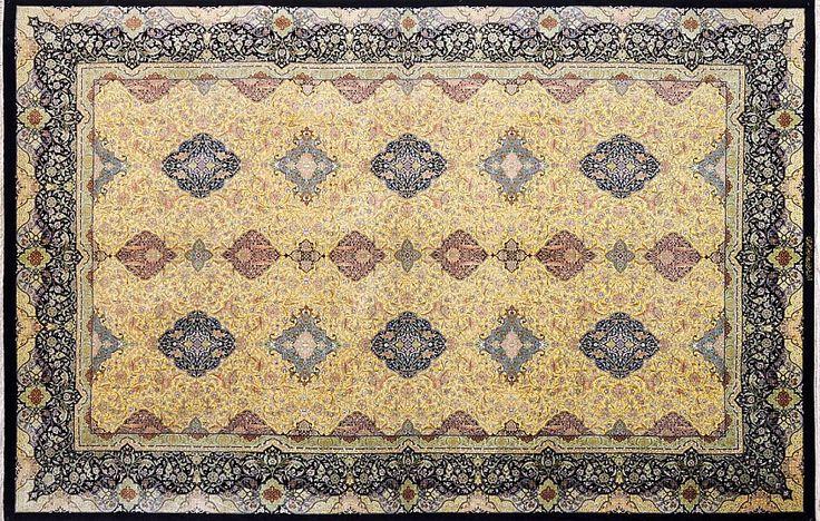 Ковры ручной работы из шелка - купить в интернет-магазине ANSY Carpet Company
