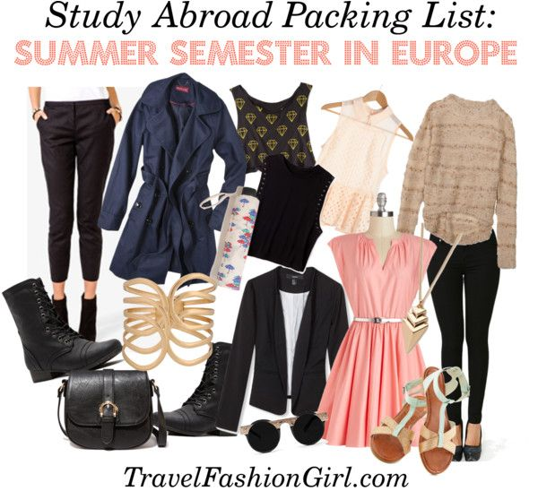 12 Gifts for Students Studying Abroad | IES Abroad | Study ...