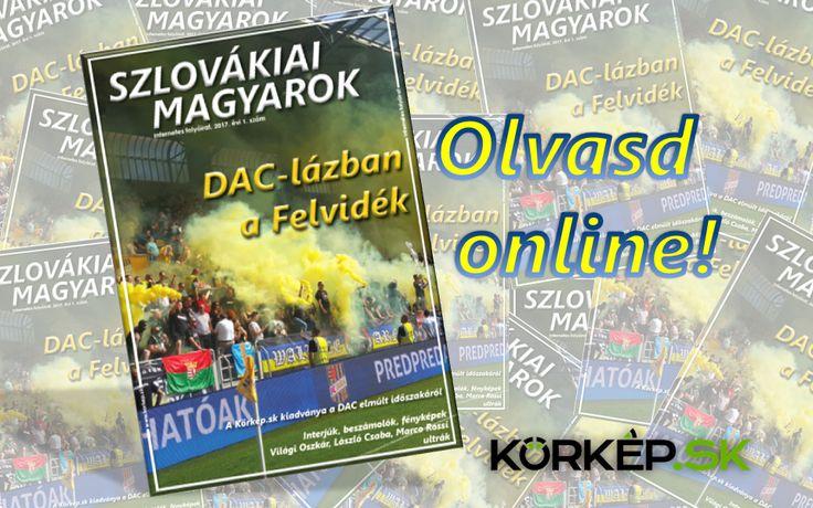 Határtalan Szenvedély – Íme a Körkép.sk  DAC-ról szóló exkluzív online magazinja!
