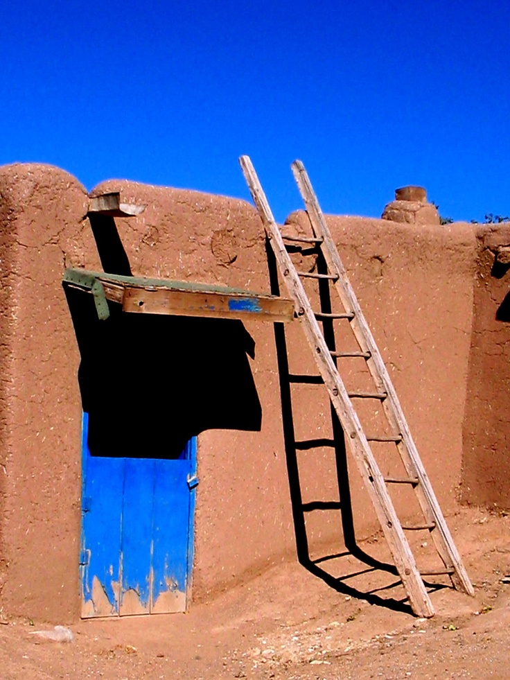 how to get to taos new mexico