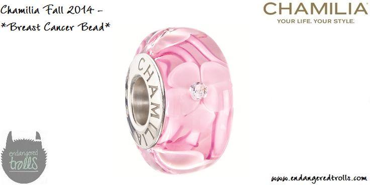 Chamilia Breast Cancer Bead