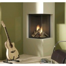 De #Dru Paco is een multifunctionele sfeerhaard op gas. #Gashaard #Gaskachel #Kampen #Interieur #Fireplace #Fireplaces