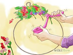 How to make a wreath...three different ways