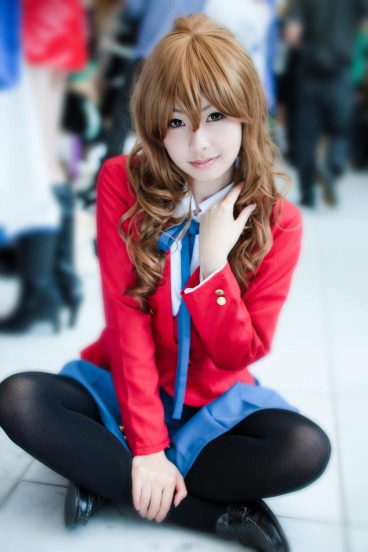 toradora! cosplay - aisaka taiga 5 by merino moko ...