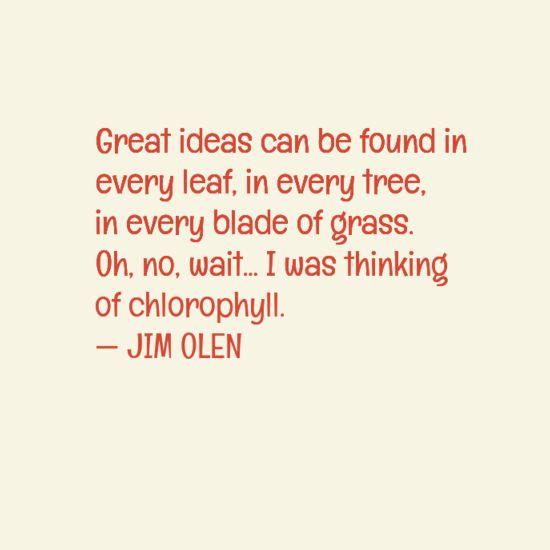Where Do You Get Your Design Ideas? #QOTD #Design