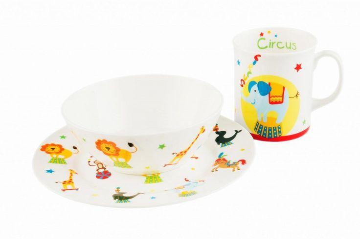 Maxwell & Williams Dětský jídelní set 3ks S9091    MALL.CZ