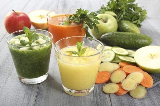 Centrifugati di frutta e verdura: le ricette per depurarsi in maniera naturale