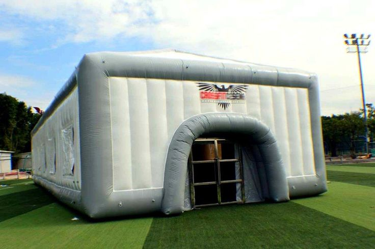 inflatable gym structure