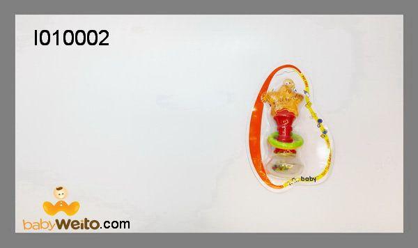 I010002  Gigitan star mainan  BPA Free  Warna sesuai gambar  IDR 30*