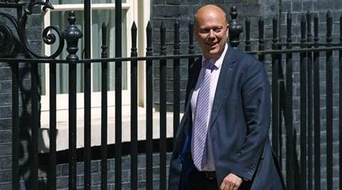 UK will want to keep some European Union laws post Brexit says Chris Grayling - The Indian Express #757LiveIN