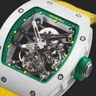 Montre Richard Mille Prototype Tourbillon Yohan Blake - Only Watch 2013