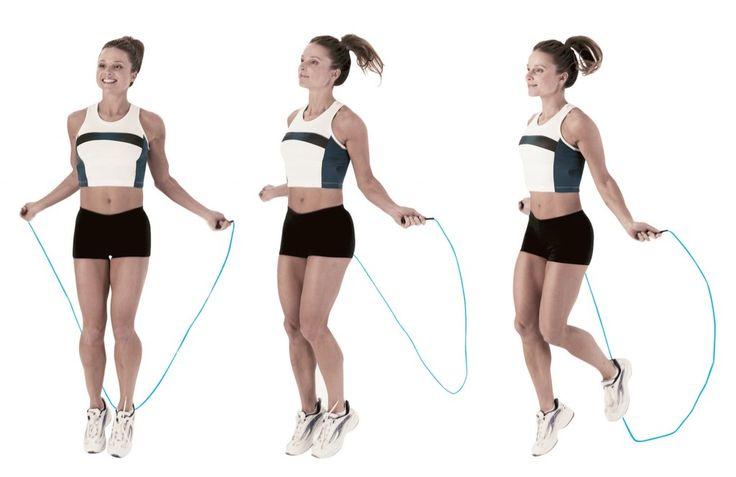 exercices corde à sauter