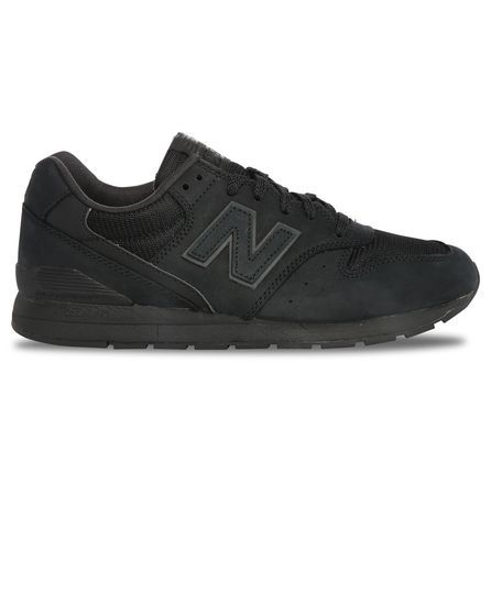 New Balance Cuir Noir Homme