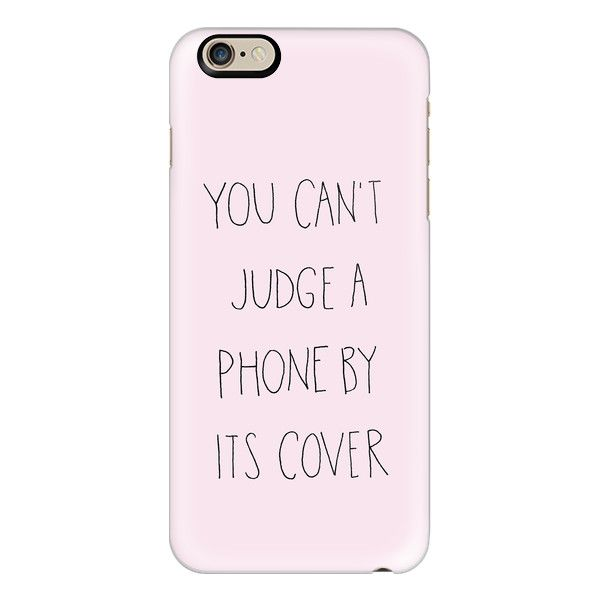 iPhone 6 Plus/6/5/5s/5c Case - Can't Judge Pink by Sophia Elias ($40) ❤ liked on Polyvore featuring accessories, tech accessories and iphone case