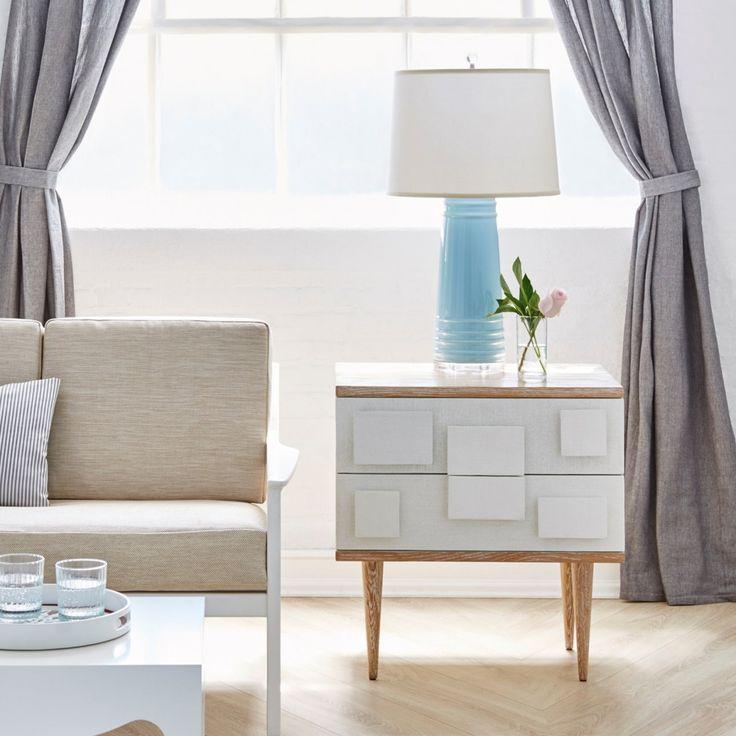 Beautiful modern white nightstand design for the modern bedroom | www.bocadolobo.com #bocadolobo #luxuryfurniture #exclusivedesign #interiodesign #designideas #bedroomideas #nightstandsideas #modernnightstands