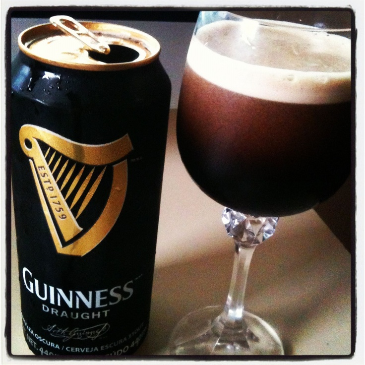 Wow! Another one from Guinness, I just love it.