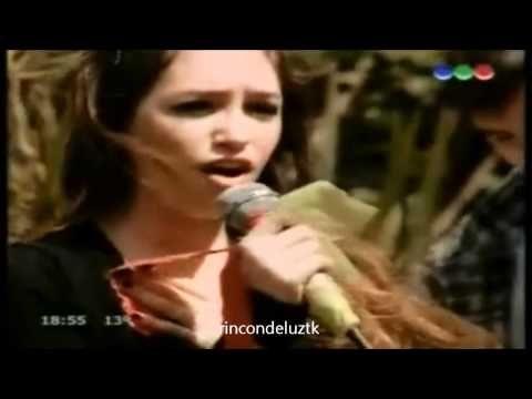 """Casi Angeles 2010 - Tefi canta """"Tu Cancion"""" - YouTube"""