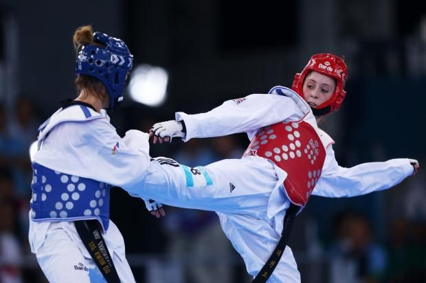 Jade Jones admits she has been watching DVDs of her London head-kicking exploits to gain extra motivation for these Games. The Welsh taekwondo star became the Olympic champion at the ExCeL centre four years ago aged just 19. She began the defence of her crown in Brazil with a last-16 clash against Morocco's Naima Bakkal today. The pressure, of course, will be heavy on her shoulders. But to ensure she is in the best mental shape possible, she has been reliving some very inspirational…