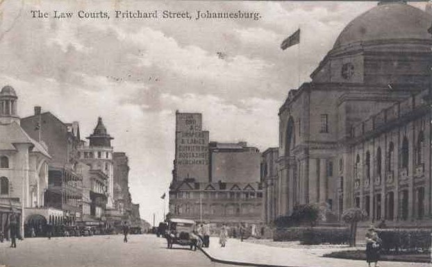 Law Courts, Pritchard Street