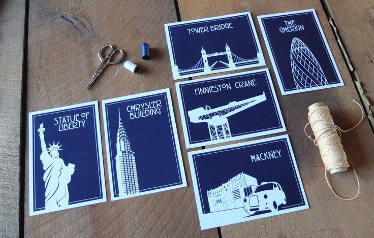 // Br&newweddings // Bespoke wedding stationery, Foiled invitation, Scottish landmark table names, Rennie Mackintosh, navy stripe, preppy wedding