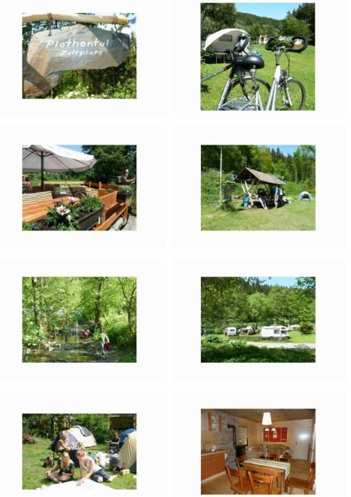 Unser Platz - Ihr Campingplatz mit Ferienhausvermietung in Thüringen - Ziegenrück- Thüringer Wald und Meer
