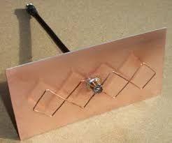 Image result for make your own long range fractal tv antenna
