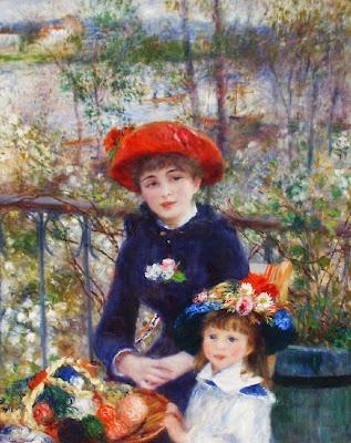 Pierre August Renoir - Example of Impressionism
