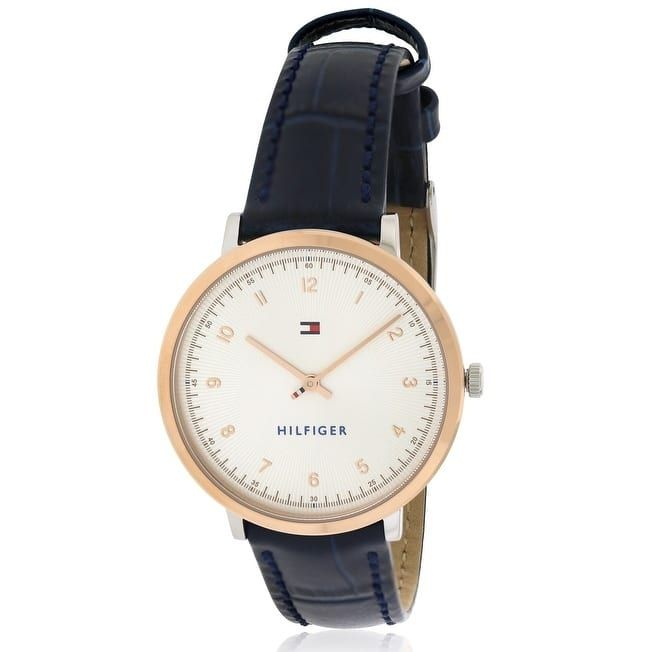 Tommy Hilfiger Leather Ladies Watch 1781764
