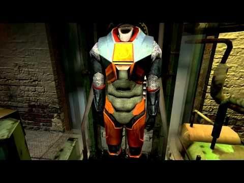 Half-life 2 прохождение - приехали бл***!!