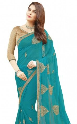 Buy Chiffon Sarees Online Shopping - Sudarshan Silks
