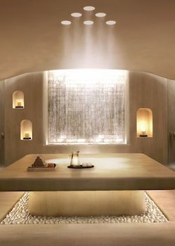 The Alpina Gstaad Six Senses Spa hammam