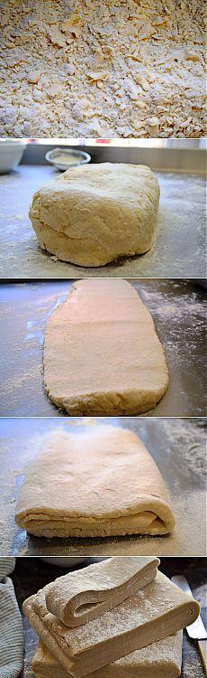 Слоеное тесто на пиве / Тесто / TVCook: пошаговые рецепты c фото