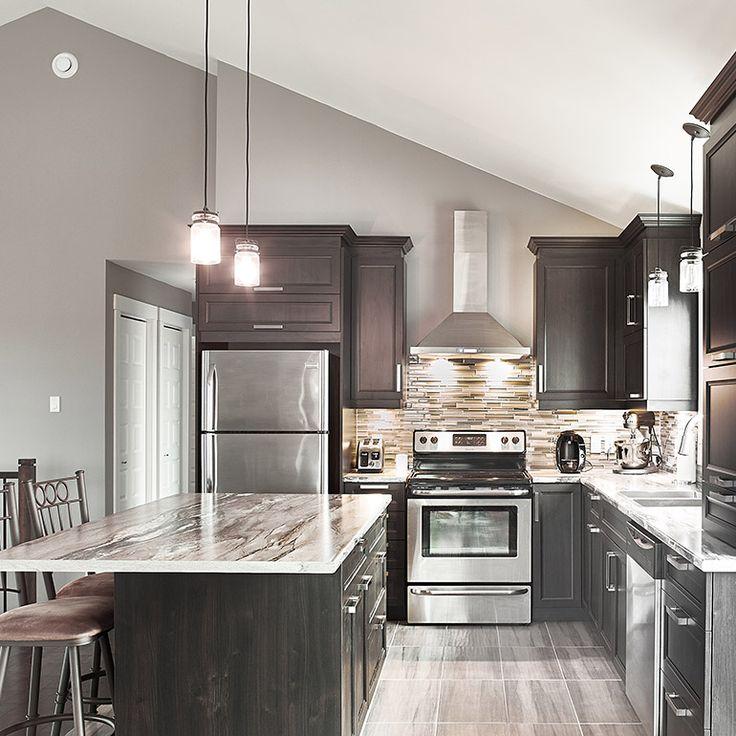 Les 25 meilleures id es de la cat gorie plafonds cath drale sur pinterest cuisines de r ve for Plafond de cuisine en bois