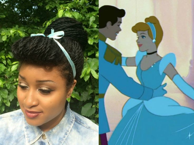 I Recreated Disney Princess Hairstyles With Senegalese Twists, Because Girls With Braids Can Have Some Fairytale Fun Too | Bustle