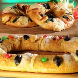 Rosca de Reyes (en Español)