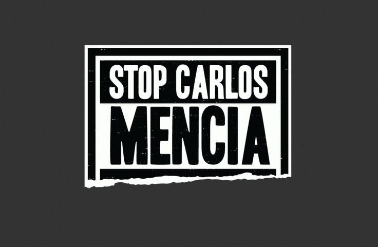 Stop Carlos Mencia