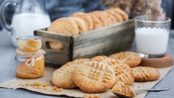 Песочное печенье, пошаговый рецепт с фото