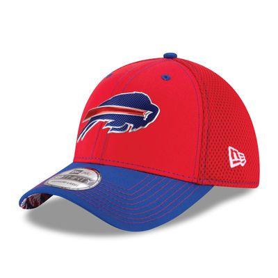 New Era Buffalo Bills Red NFL Kickoff Neo 39THIRTY Flex Hat