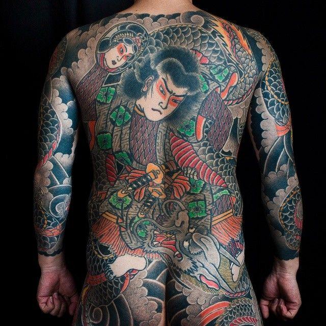 1002 Best Japanese Full Body Tattoo Images On Pinterest: 970 Best Japanese Full Body Tattoo Images On Pinterest