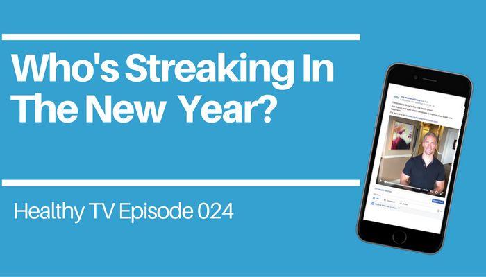 [Video] Who's Streaking In The New Year?   Kanata Chiropractor