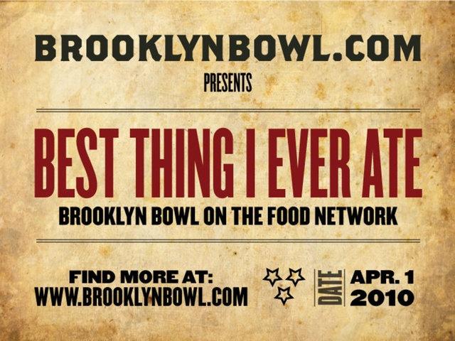 Food Network Bestthingieverate