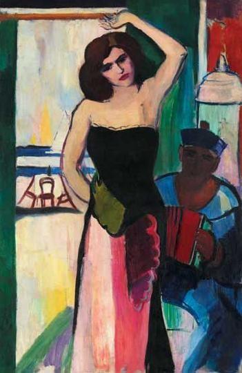 Emőd, Aurél (1897-1958) Spanish dance
